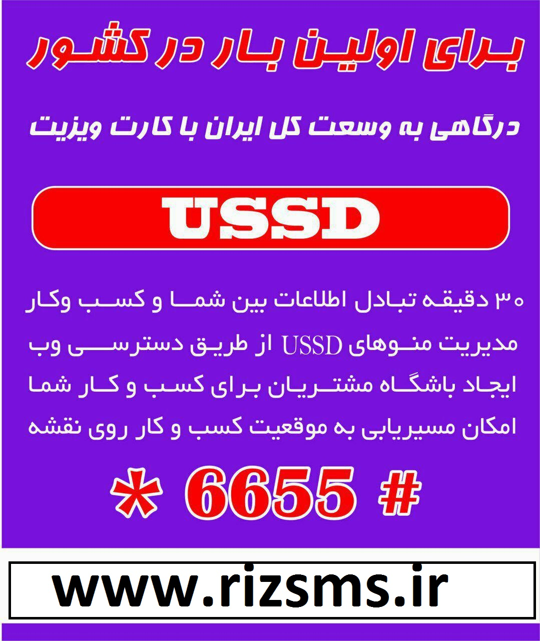 کد USSD
